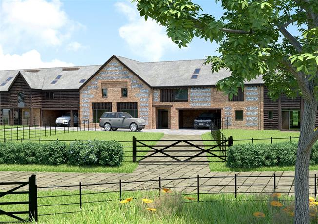 Guide Price £945,000, 4 Bedroom House For Sale in Salisbury, Wiltshire, SP5