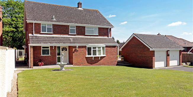 Guide Price £575,000, 4 Bedroom Detached House For Sale in Gomeldon, SP4