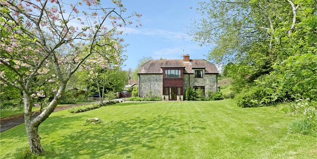 Guide Price £875,000, 5 Bedroom House For Sale in Compton Abbas, SP7