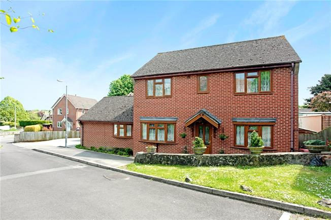 Guide Price £360,000, 4 Bedroom Detached House For Sale in Shrewton, SP3