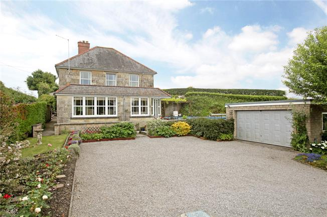 Guide Price £625,000, 4 Bedroom Detached House For Sale in Donhead St. Andrew, SP7