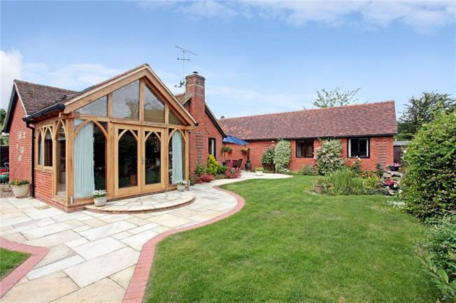 Guide Price £639,950, 4 Bedroom Detached House For Sale in Wylye, BA12