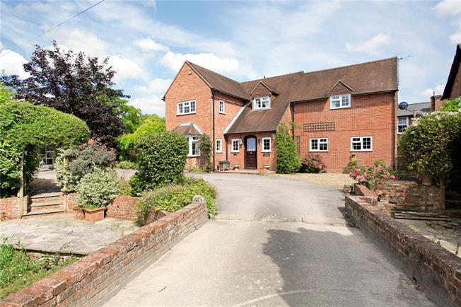 Offers in excess of £425,000, 4 Bedroom Detached House For Sale in Shrewton, SP3