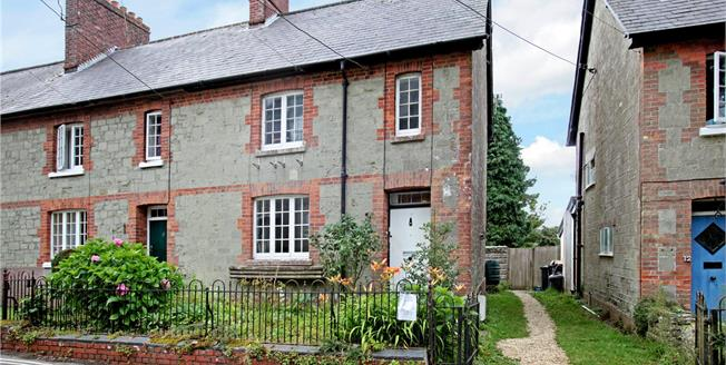 Guide Price £325,000, 3 Bedroom Terraced House For Sale in Dorset, SP7
