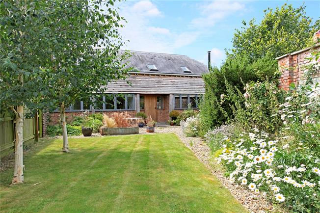 Guide Price £450,000, 4 Bedroom Semi Detached House For Sale in Warminster, Wiltshire, BA12
