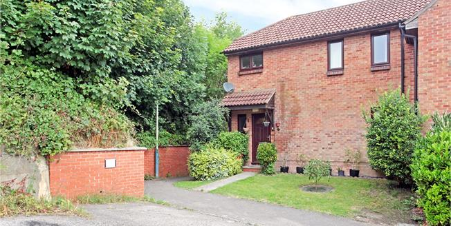 Guide Price £260,000, 3 Bedroom Terraced House For Sale in Wiltshire, SP2