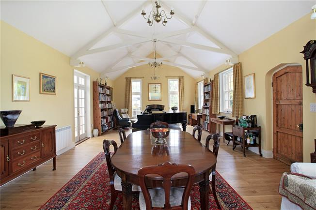 Guide Price £600,000, Detached House For Sale in Salisbury, Wiltshire, SP5
