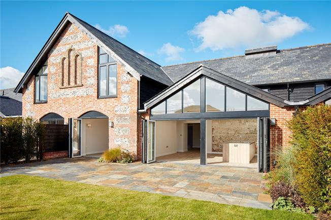 Price on Application, 4 Bedroom House For Sale in Bishopstone, SP5