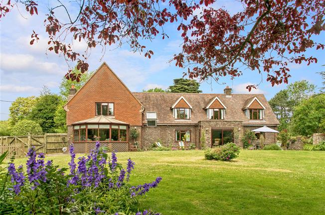 Guide Price £1,100,000, 5 Bedroom Detached House For Sale in Salisbury, Wiltshire, SP4