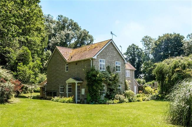 Guide Price £649,500, 5 Bedroom Detached House For Sale in Teffont, SP3