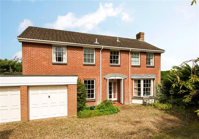 Guide Price £575,000, 5 Bedroom Detached House For Sale in Laverstock, SP1