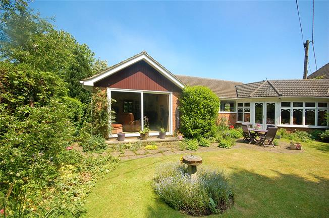 Offers in excess of £400,000, 3 Bedroom Bungalow For Sale in Tilshead, SP3