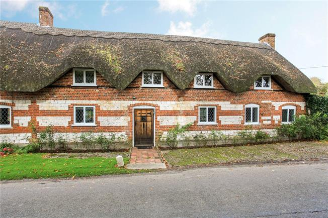 Offers in excess of £425,000, 2 Bedroom Semi Detached House For Sale in Wiltshire, SP4