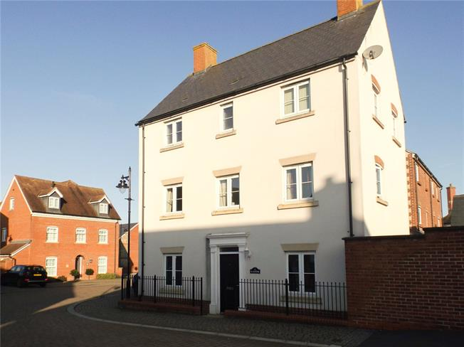 Guide Price £329,995, 5 Bedroom Detached House For Sale in Amesbury, SP4
