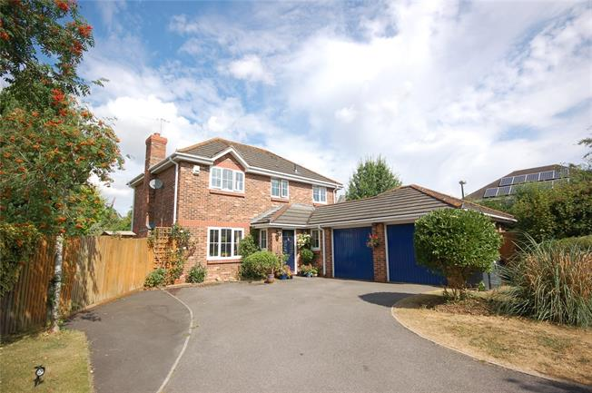 Offers in excess of £465,000, 4 Bedroom Detached House For Sale in Bishopdown, SP1