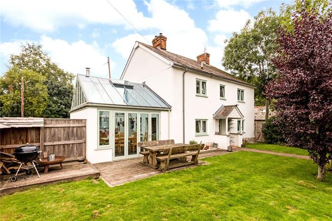 Price on Application, 4 Bedroom Detached House For Sale in Salisbury, Wiltshire, SP3