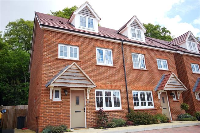 Offers in excess of £325,000, 4 Bedroom Semi Detached House For Sale in Wilton, SP2