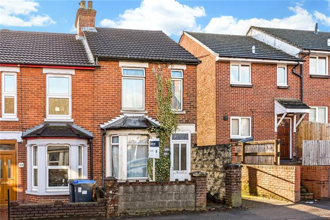 Asking Price £214,995, 3 Bedroom End of Terrace House For Sale in Salisbury, SP2