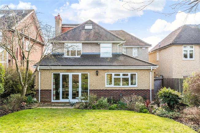 Guide Price £575,000, 5 Bedroom Detached House For Sale in Wiltshire, SP1