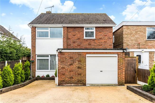 Offers in excess of £300,000, 3 Bedroom Detached House For Sale in Salisbury, SP2
