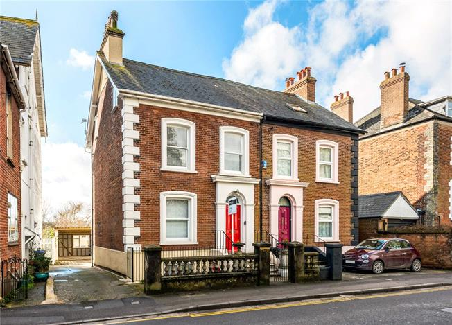 Guide Price £550,000, 4 Bedroom Semi Detached House For Sale in Salisbury, SP2