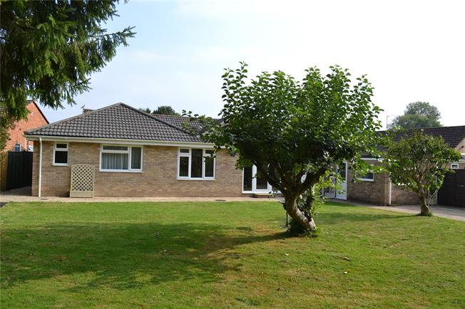 Guide Price £500,000, 4 Bedroom Bungalow For Sale in Porton, SP4