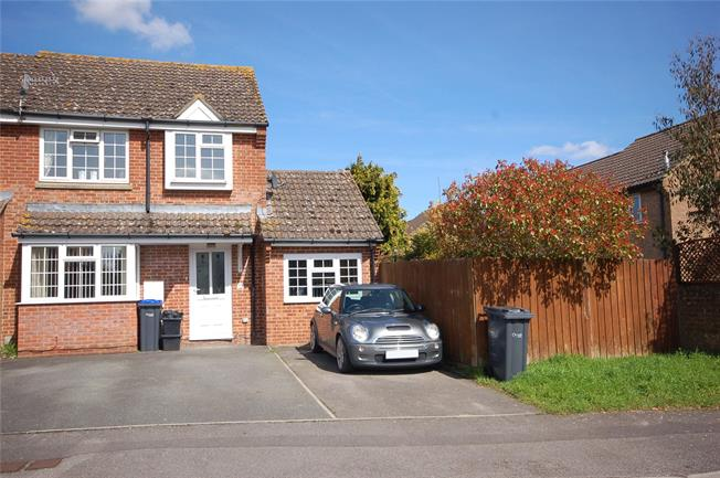 Guide Price £270,000, 4 Bedroom Semi Detached House For Sale in Salisbury, SP2