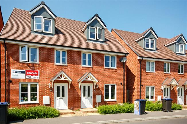 Offers in excess of £260,000, 3 Bedroom Semi Detached House For Sale in Salisbury, SP2