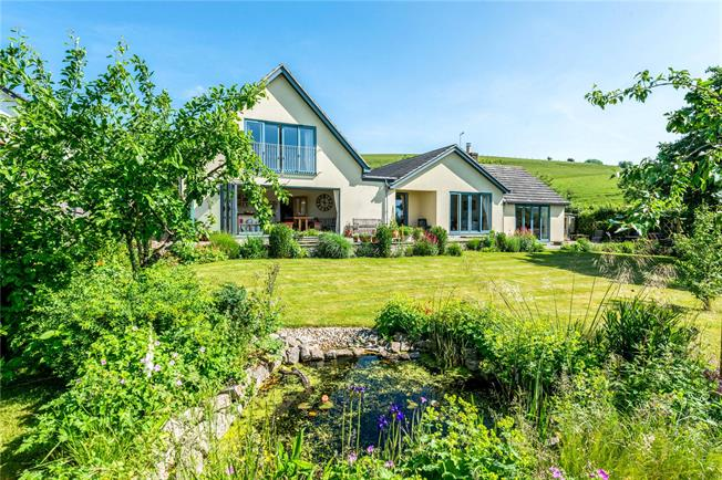 Guide Price £795,000, 5 Bedroom Detached House For Sale in Wiltshire, BA12