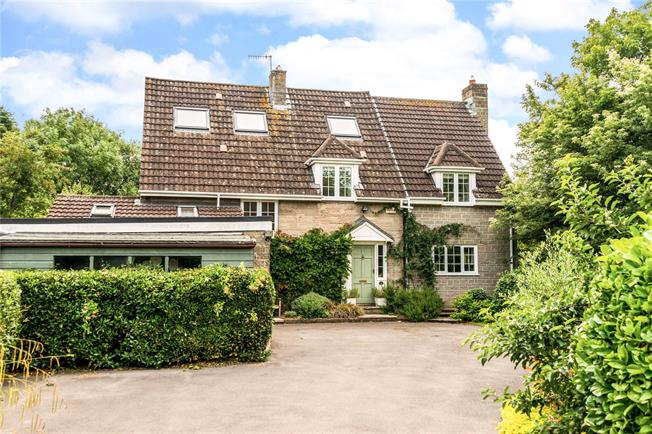 Guide Price £649,950, 5 Bedroom Detached House For Sale in Wiltshire, BA12
