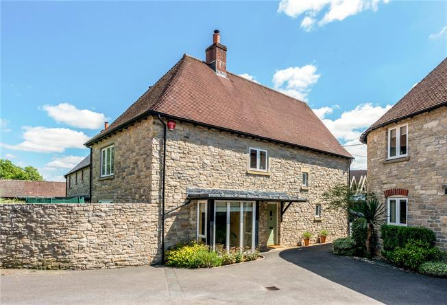 Offers in excess of £400,000, 4 Bedroom Detached House For Sale in Sutton Veny, BA12