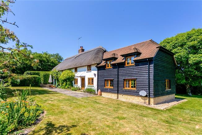 4 Bedroom Detached House For Sale in Salisbury, Wiltshire