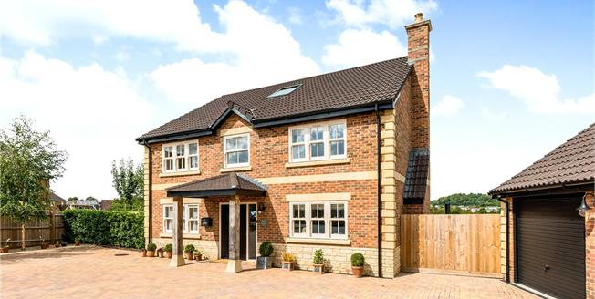 Offers in excess of £600,000, 5 Bedroom Detached House For Sale in Warminster, BA12