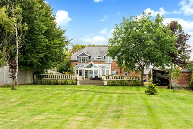 Offers in excess of £700,000, 4 Bedroom Detached House For Sale in Gomeldon, SP4