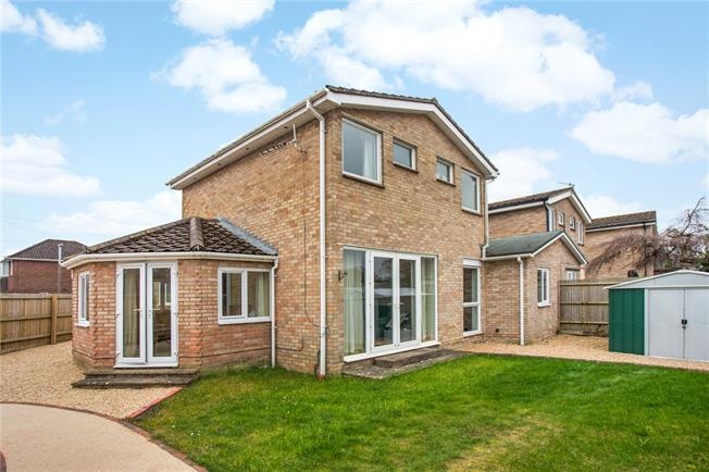 Guide Price £419,950, 4 Bedroom Detached House For Sale in Wiltshire, SP2