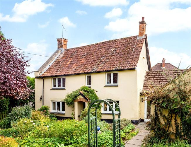 Guide Price £345,000, 3 Bedroom Detached House For Sale in Shrewton, SP3