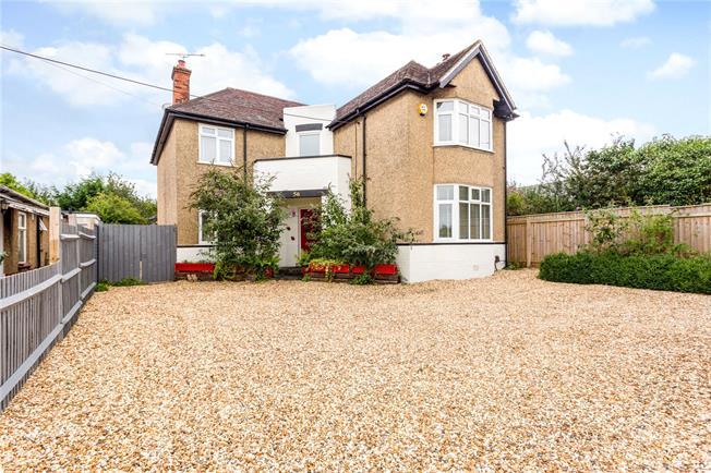 Guide Price £485,000, 4 Bedroom Detached House For Sale in Durrington, SP4
