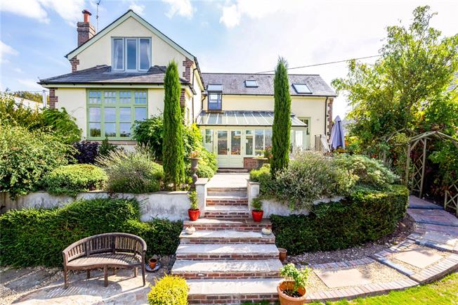 Guide Price £825,000, 4 Bedroom Detached House For Sale in Hindon, SP3