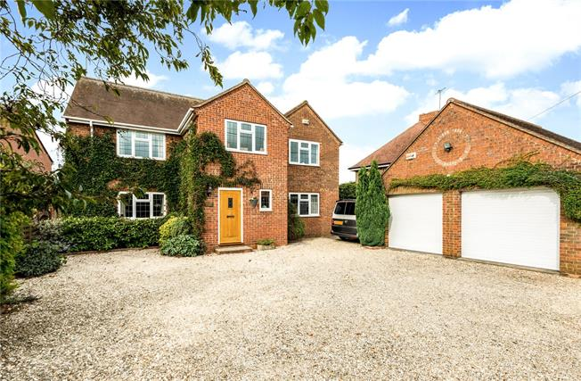 Guide Price £595,000, 4 Bedroom Detached House For Sale in Bulford, SP4