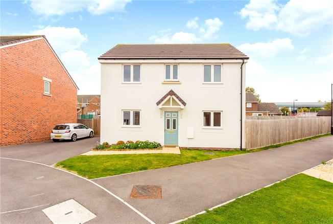 Price on Application, 3 Bedroom Detached House For Sale in Old Sarum, SP4