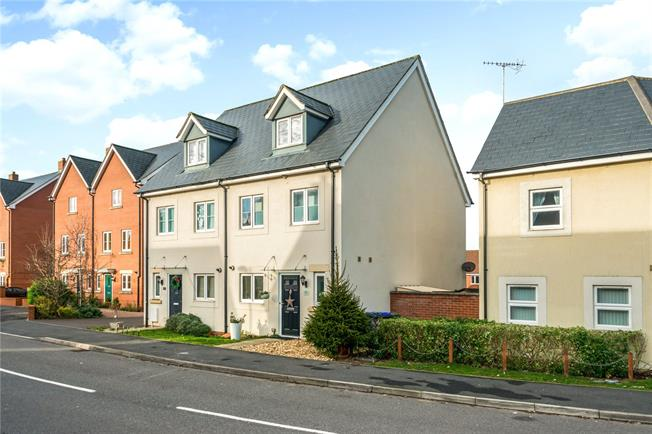 Asking Price £300,000, 3 Bedroom Semi Detached House For Sale in Old Sarum, SP4