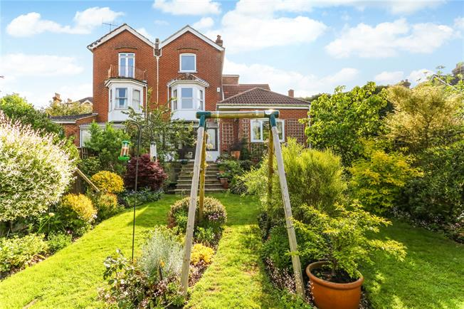 Offers in excess of £700,000, 5 Bedroom Semi Detached House For Sale in Salisbury, SP1