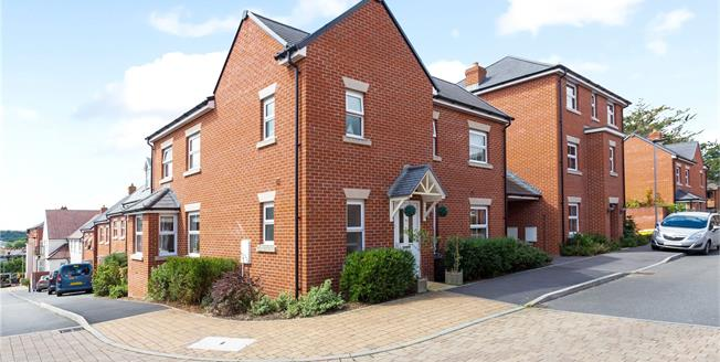 Guide Price £329,950, 3 Bedroom Detached House For Sale in Salisbury, SP2
