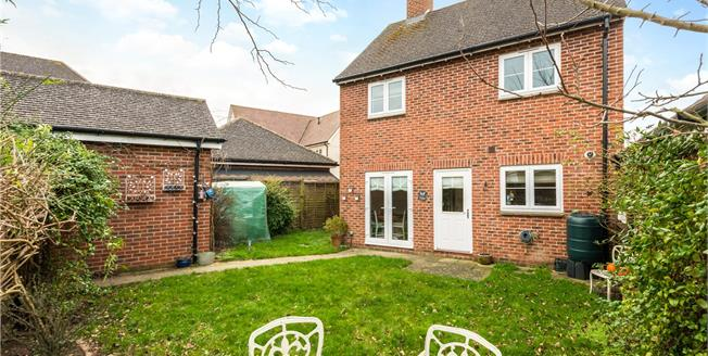 Asking Price £268,000, 3 Bedroom Detached House For Sale in Amesbury, SP4