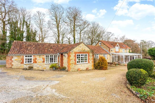 Offers in excess of £475,000, 4 Bedroom House For Sale in Bayford, BA9
