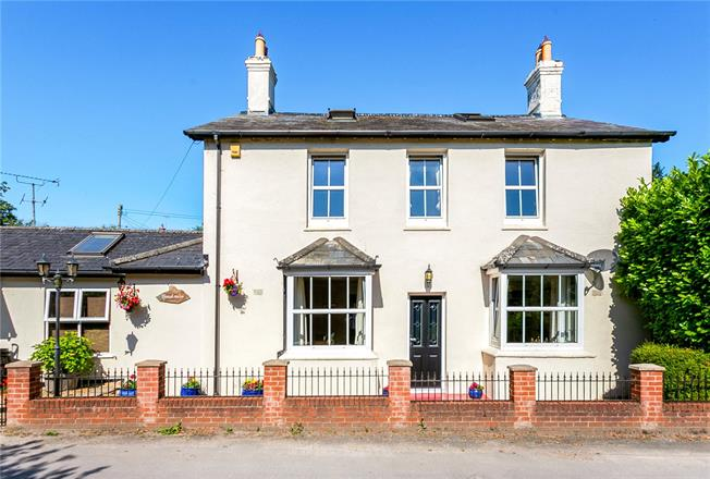 Offers in excess of £560,000, 4 Bedroom Detached House For Sale in Salisbury, SP5