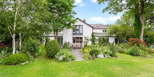 Guide Price £795,000, 5 Bedroom Detached House For Sale in Chitterne, BA12
