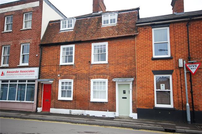 Guide Price £239,950, 2 Bedroom Terraced House For Sale in Salisbury, SP1