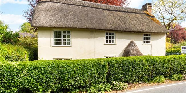 Asking Price £360,000, 3 Bedroom Detached House For Sale in Tollard Royal, SP5