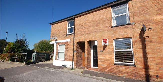 Guide Price £210,000, 2 Bedroom Terraced House For Sale in Wilton, SP2